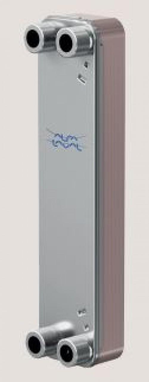 Паяный пластинчатый теплообменник CB18
