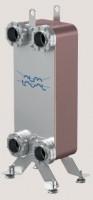 Паяный пластинчатый теплообменник CB200