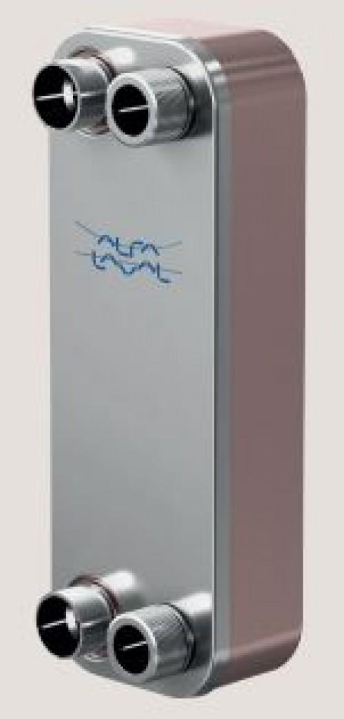 Паяный пластинчатый теплообменник CB30