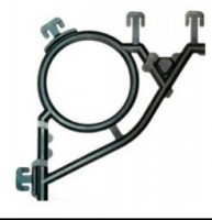 Уплотнение M6 NBRP-PEAK - Ring Gasket